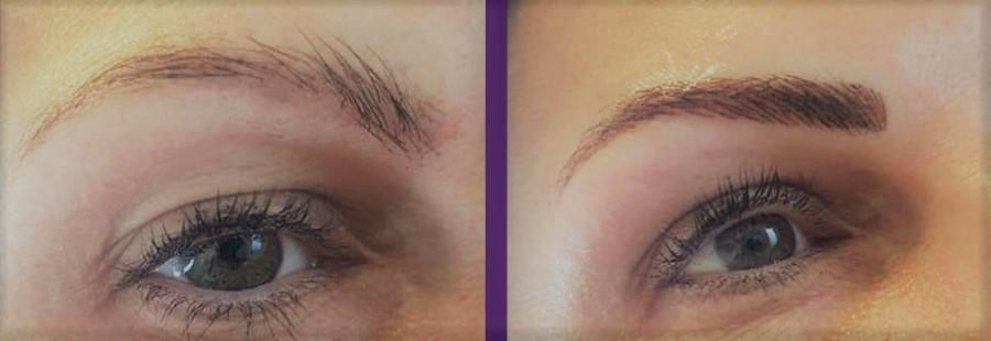 Semi perm brows1