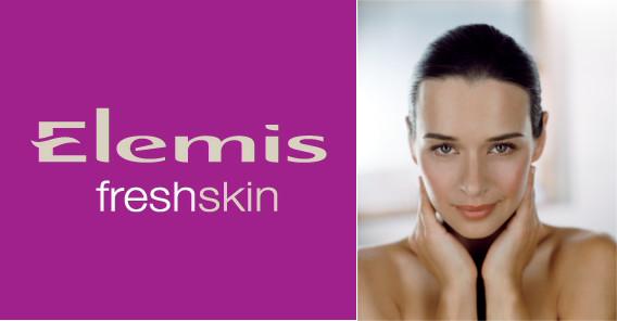 Elemis webpage image