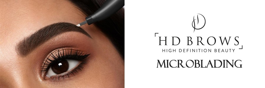 HD brows Microblading slide
